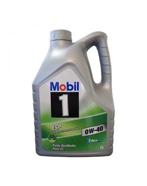 MOBIL I ESP 0W40 5L
